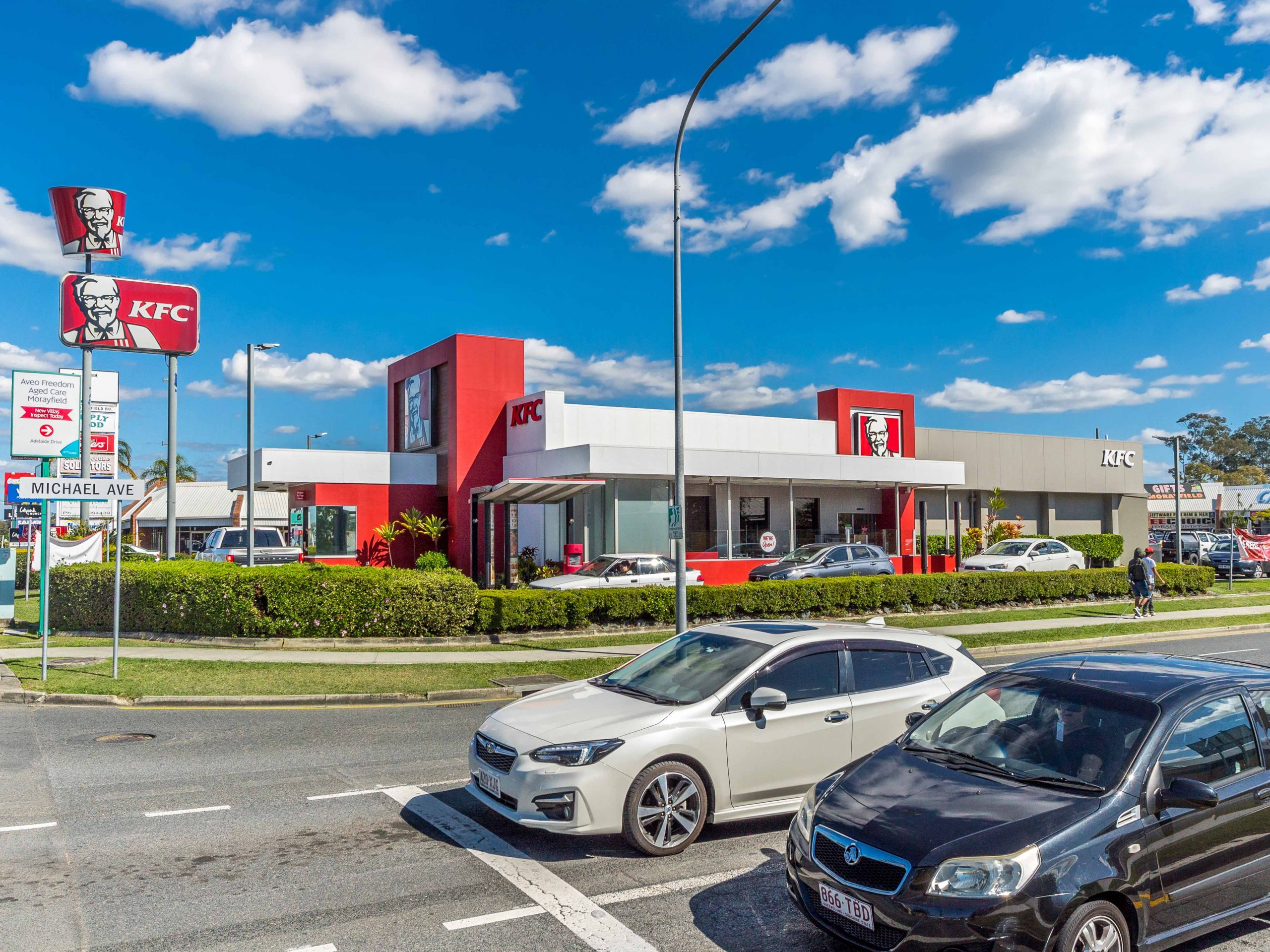 State's best KFC sells for m