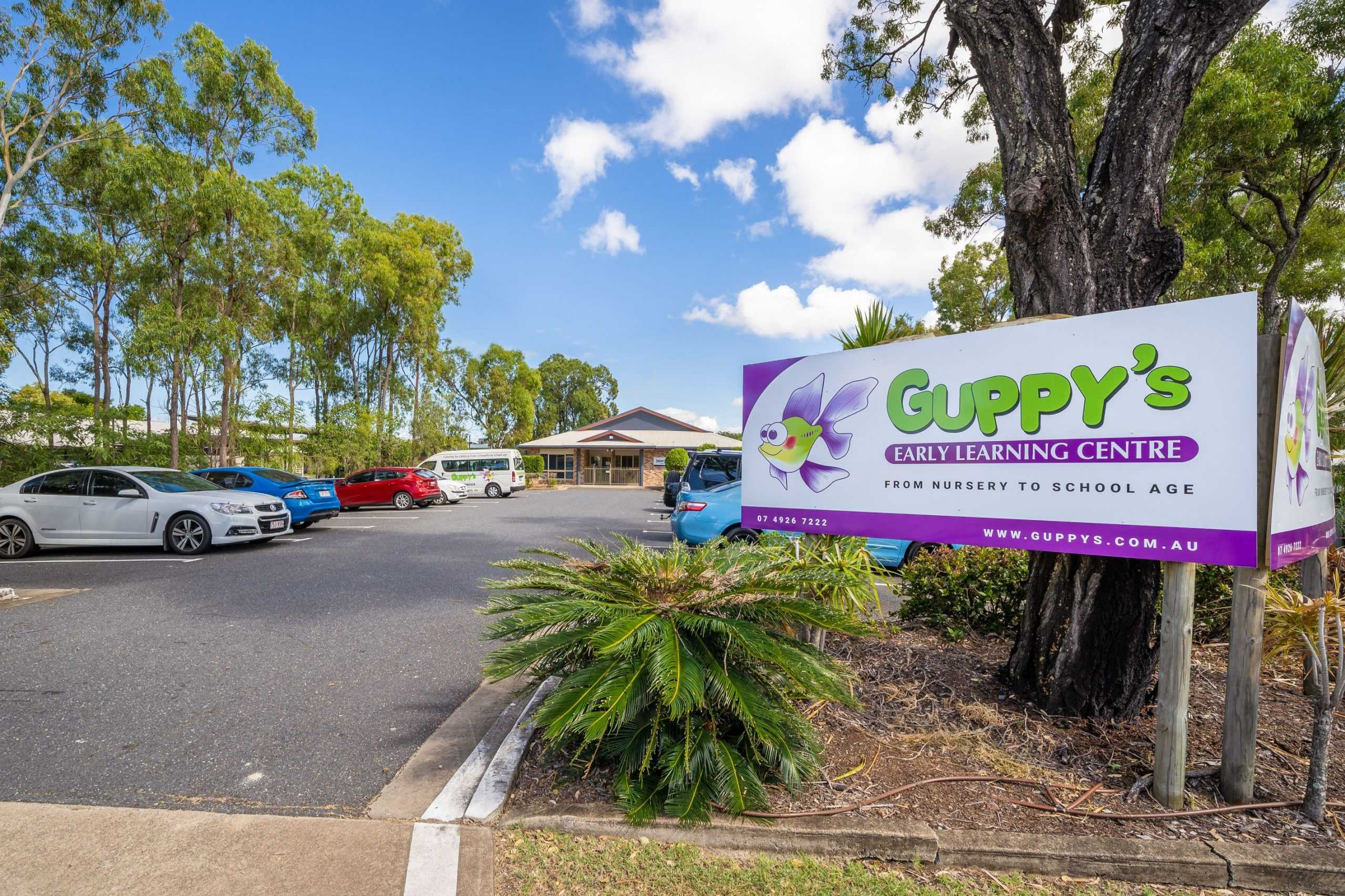 Rocky childcare centre sells for .3m at Melbourne auction